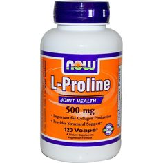 Buy Now Foods L-Proline 500mg 120 VCaps at Megavitamins supplement store Australia,Discount on volume available. Learn more - where to buy and what are the pros & cons L-Proline 500mg 120 VCaps.