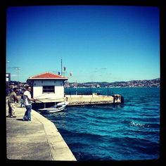 Fishing by the Bosphorus, Istanbul