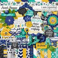 I Am {Quirky} Digital Art Collab Kit by Digilicious Design and Meghan Mullens available at Sweet Shoppe Designs http://www.sweetshoppedesigns.com/sweetshoppe/product.php?productid=30360&page=1 #digiscrap #digitalscrapbooking #digiliciousdesign #meghanmullens #iamquirky