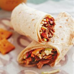 Barbecue Beef Wrap Nutrition Jobs, Nutrition Shakes, Proper Nutrition, Nutrition Education, Nutrition Classes, Whole Wheat Rolls, Ginger Salad Dressings, Beef Wraps, Cottage Cheese Nutrition
