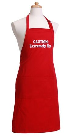 Flirty Aprons Men's 'Kiss the Cook' Red Apron Sewing Hacks, Sewing Tutorials, Sewing Projects, Sewing Tips, Art Projects, Red Apron, Men's Apron, White Apron, Kiss The Cook Apron