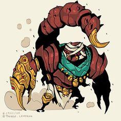 Character Design Animation, Fantasy Character Design, Character Design Inspiration, Character Concept, Character Art, Monster Design, Monster Art, Creature Concept Art, Creature Design