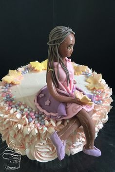 Prinses cake https://www.taartenfeesies.nl/