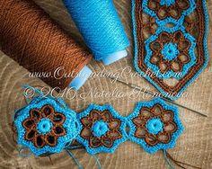 Working on a new crochet pattern. Sneak peek!