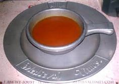 Medival Times Tomato Bisque Soup, I will be making this in the winter!! So good!!