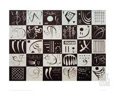 Thirty, 1937 Giclee Print