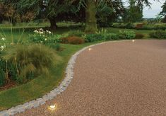 Resin Bound Gravel Driveway in Surrey by Clearstone Permeable Driveway, Resin Driveway, Resin Patio, Asphalt Driveway, Gravel Driveway, Resin Bound Gravel, Resin Bound Driveways, Garden Paving, Garden Paths