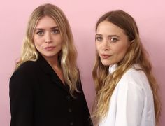 Olsens Anonymous Blog Mary Kate And Ashley Olsen Twins Beauty Style CFDA 2017 Awards Close Up Beachy Wavy Hair Brows Bronzer Lips Lipstick
