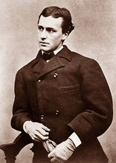 Henry James, c. 1860, age 17.
