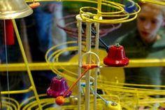 how to make a Rube Goldberg machine in 8 steps