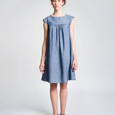 Sewing Pattern Dress Hannah
