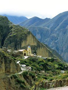 Iruya, Salta. Bellísima y ancestral reliquia andina