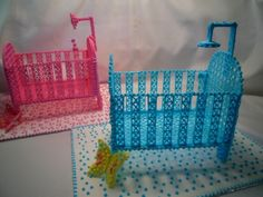 Tutorial for Building a Royal Icing Crib