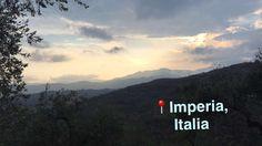 #imperia #italia #beautifulview #liguria #mountains