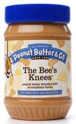 Peanut Butter and Honey - I LOVE this stuff! <3