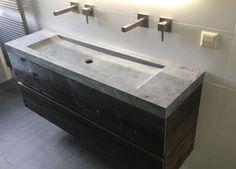 Badkamer Wastafel Kast : Beste afbeeldingen van wastafelmeubel in bathroom bath