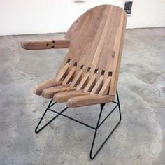 Adjustable hand chair