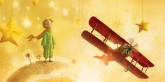 Find the best The Little Prince Wallpaper on GetWallpapers. We have background pictures for you! The Little Prince Movie, Little Prince Quotes, Movie Wallpapers, Original Wallpaper, Background Pictures, Wallpaper Backgrounds, Illustration Art, Childhood, Animation