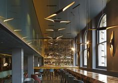 Claire Curtice Publicists » Opulent new interior for Christopher's in Covent Garden Photo © Hufton+Crow