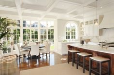 Pacific Heights Home Dining Room - contemporary - dining room - san francisco - Winder Gibson Architects