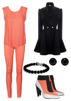 """""""*88"""" by marigonzalez1d ❤ liked on Polyvore featuring Vero Moda, Kenzo, Alexander McQueen, Givenchy and David Yurman"""