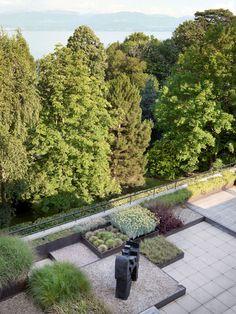 ag+p architettura dei giardini / giardino e terrazzo, rolle
