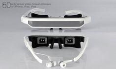 iPhone Glasses Profile