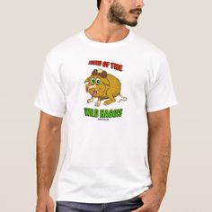 Friend of The Wild Haggis T-Shirt - click to get yours right now!