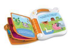 Buy the My First Book: Hide-and-Seek at the Farm at LeapFrog.com