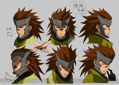 TVアニメ『戦国BASARA Judge End』は7月5日25時50分より放送スタート! 片倉小十郎、武田信玄、猿飛佐助の設定画や主題歌情報も公開 Character Sheet, Character Concept, Concept Art, Naruto Oc, Anime Naruto, Sasuke Sarutobi, Samurai, Anime Ninja, Sengoku Basara