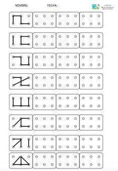 Preschool Learning Activities, Preschool Printables, Alphabet Activities, Visual Perceptual Activities, Preschool Writing, Kindergarten Math Worksheets, Math For Kids, Kids Education, Texas Education