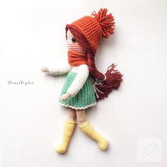 Amigurumi Ponçik bebek o kadar tatlı ki... Tarifini nasıl bulup kullanabilirsiniz, 10marifet.org'da yol göstermek istedik.