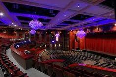 Jackie Gleason theater ...  Miami city ballet The Nutcracker !