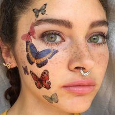creative makeup – Hair and beauty tips, tricks and tutorials Makeup Goals, Makeup Inspo, Makeup Art, Makeup Inspiration, Beauty Makeup, Hair Makeup, Makeup Style, Cute Makeup, Pretty Makeup