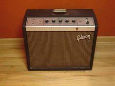 Guitar Amplifier in the 60s