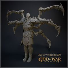 Art of God of War:Ascension