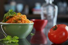 Easy Spanish Rice via Mommypotamus Rice Recipes For Dinner, Raw Food Recipes, Mexican Food Recipes, Healthy Recipes, Mexican Dinners, Spanish Rice Recipe, Food Dishes, Side Dishes, Food Inspiration