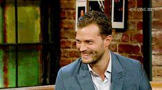 Jamie Dornan — The Late Late Show ♥