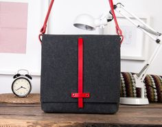 felt crossbody handbags gift bags laptop bags designer by POPEQ