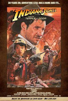 Indiana Jones and The Temple of Doom by Mark Raats *