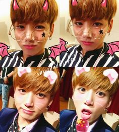 Jungkook Hyung /Unnie /Noona /bro/fellow human (he doesn't like to be called oppa. So...)
