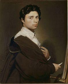Ingres, Jean-Auguste-Dominique ( 1780-1867)