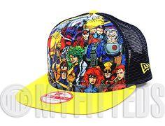 a8d9e331788 Classic X-Men Trucker 9Fifty Snapback Cap by NEW ERA x MARVEL