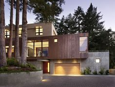 Beautiful Houses: Mill Valley Residence