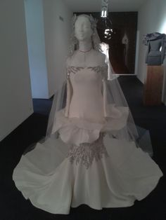 Robe Haute Couture Stéphane Maheas #Mariage  https://www.facebook.com/stephanemaheascouture/
