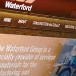 Waterford Group, Web Design