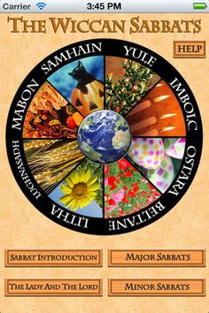 wicca the religion based upon nature Wicca a religion based on earth and gods essay  although wicca offers a  nature-oriented, egalitarian belief system with a rich collection of customs and.