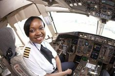 Captain Irene Koki Mutungi Captain of Boeing 787 Dreamliner the First Female Pilot of Kenyan, as well as African to became certified as a. Pilot Uniform, Becoming A Pilot, Boeing 787 Dreamliner, Female Pilot, Best Travel Deals, African Diaspora, African American History, African Women, Black People