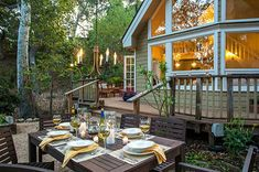 It's not tiny, but this luxury cottage vacation rental is truly something to behold