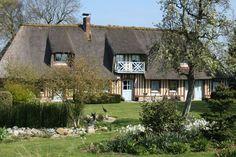 Maison Normande. Normandie France
